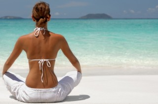 Meditate on the beach_1